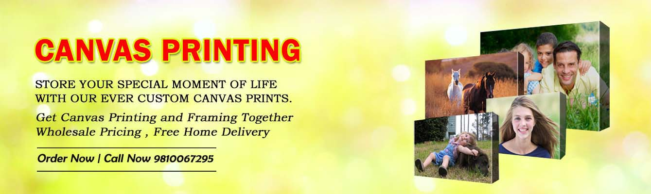 Canvas Printing Delhi Canvas Printing Rates Canvas