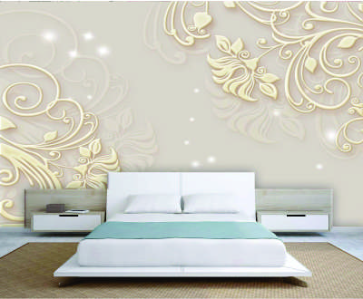 bedroom wallpaper delhi , bedroom wallpaper printing , 3d ...